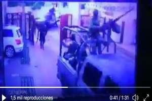 VIDEO: Soldados mexicanos así detuvieron a narcos en territorio del Mayo Zambada y los Chapitos