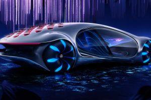 Mercedes-Benz muestra cómo se conduce el auto futurista sin volante