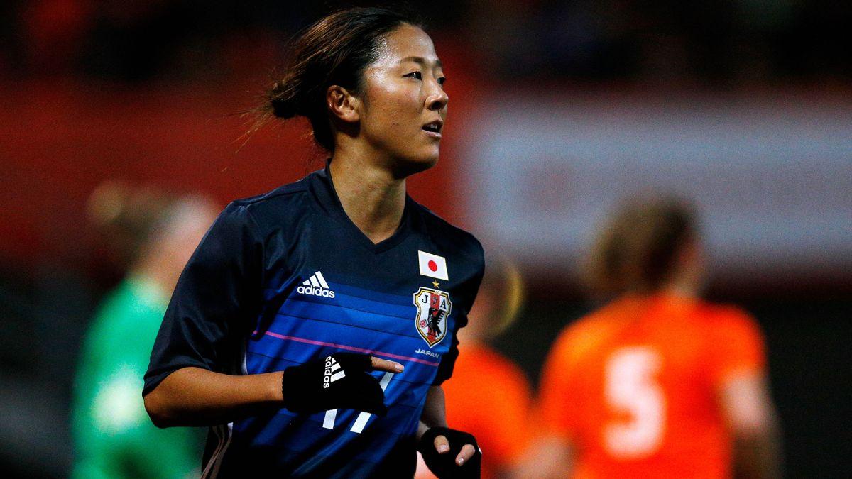 Yuki Nagasato será la primera futbolista en un equipo masculino en Japón