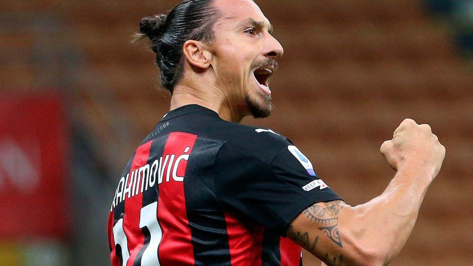 ¡Viejo los cerros! Zlatan arranca temporada con doblete y triunfo del Milan