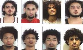 Hispano sospechoso de violar a jovencita en Rhode Island junto a otros siete y compartir video en FB se entrega a la Policía