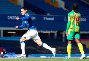 The New York Times elogia a James Rodríguez e invita a disfrutarlo con el Everton