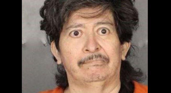 El acusado Andy Castillo.