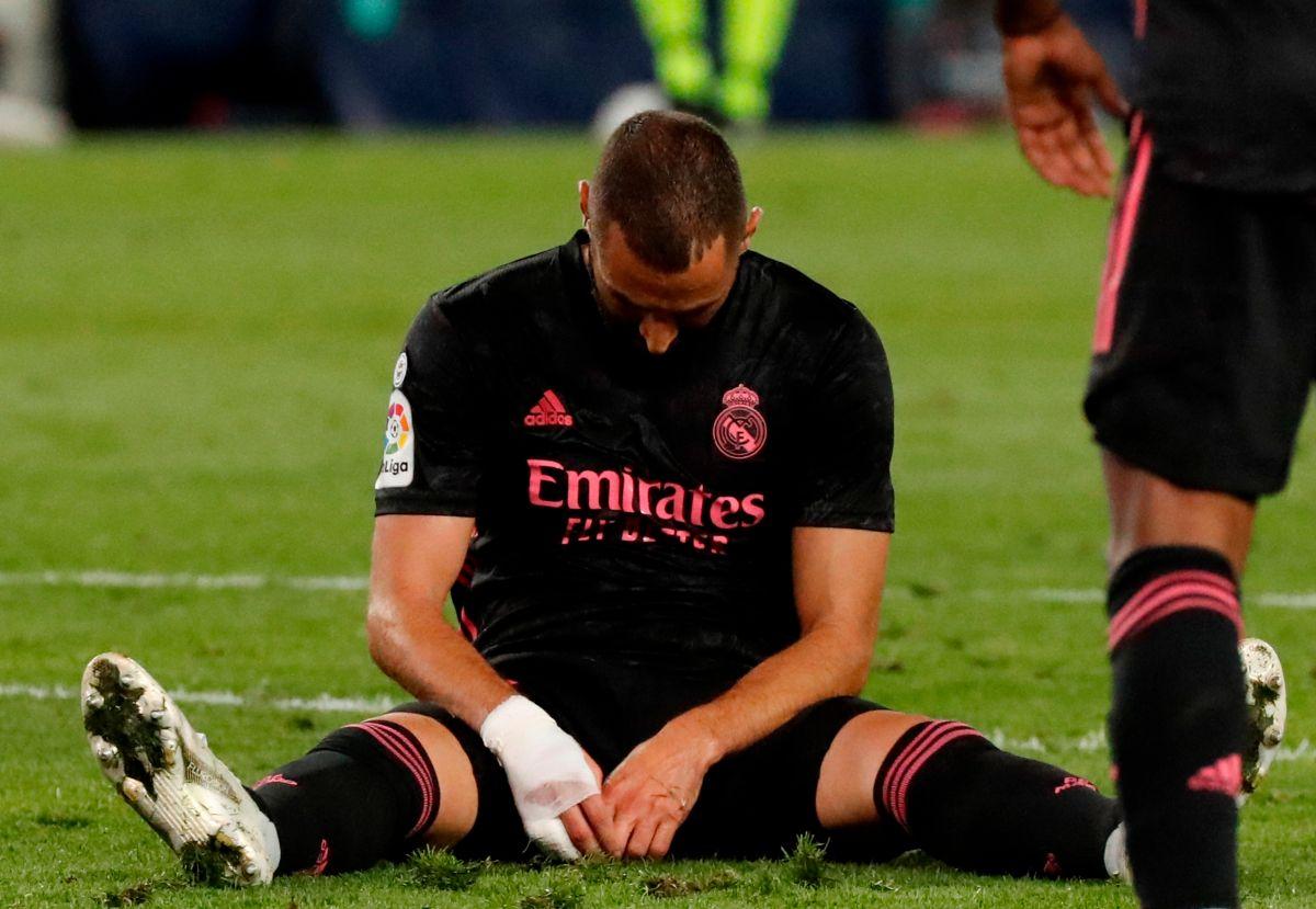 Karim Benzema volverá a llevar la responsabilidad ofensiva merengue.