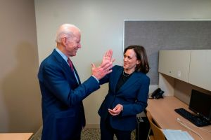 Kamala Harris estuvo a punto de no ser vicepresidenta, Joe Biden tenía otra opción
