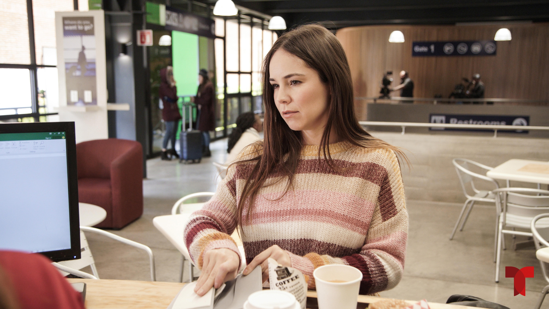 Camila Sodi vuelve a 'Falsa Identidad' en su segunda temporada.