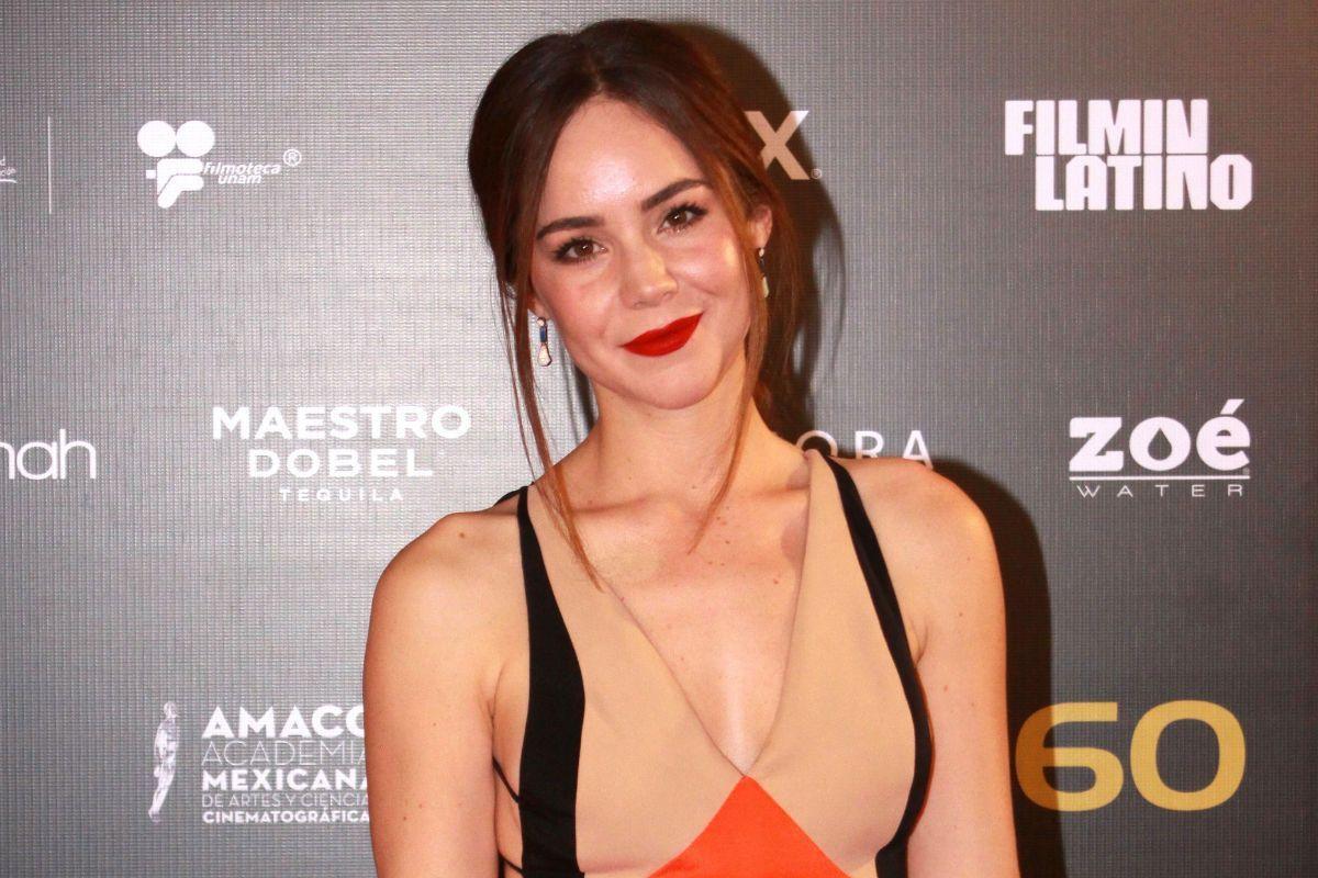 Camila Sodi presume su arriesgada sesión fotográfica en la que posó en topless