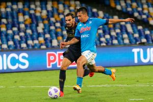 """En Italia revelan por qué fracasó el """"Chucky"""" Lozano la campaña pasada y por qué ahora está brillando con el Napoli"""