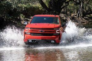 Así es como lucirán las pick-up del futuro de General Motors