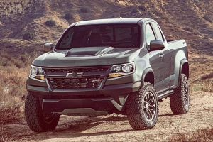 Qué tendrá la Chevrolet Silverado ZR2, dispuesta a arrasar el mercado en 2023
