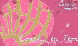 """""""Concha La Flor"""", una cerveza fabricada con verdadero pan dulce, estará disponible en Texas"""