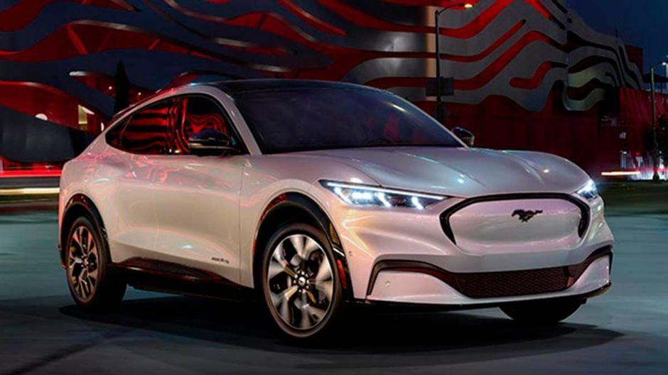Cuál es el auto eléctrico de Ford que es fabricado solamente por mujeres