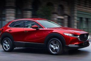 Mazda repite la fórmula y lanza la CX-30 TURBO en Estados Unidos