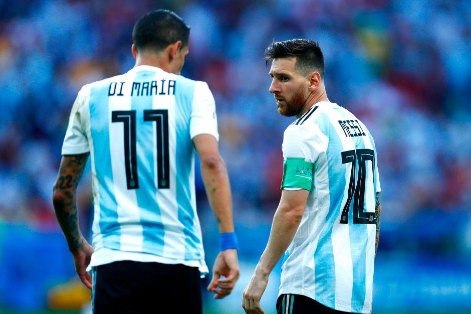 ¿Leo Messi o Cristiano Ronaldo? Ángel Di María jugó con ambos y respondió el cuestionario definitivo