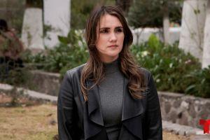 Dulce María se inspira de su personaje en 'Falsa Identidad' por su resiliencia ante la adversidad