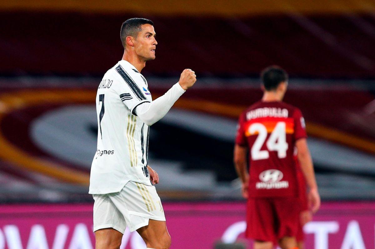 Cristiano Ronaldo suma 3 goles en dos partidos.