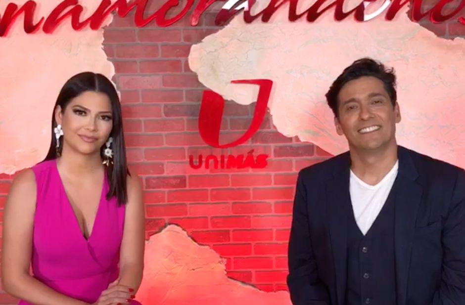Rafael Araneda y Ana Patricia Gámez regresan con 'Enamorándonos' a UniMas para seguir cultivando el amor