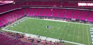 El equipo de los Houston Texans muy pronto podría tener a miles de aficionados presentes en el Estadio NRG