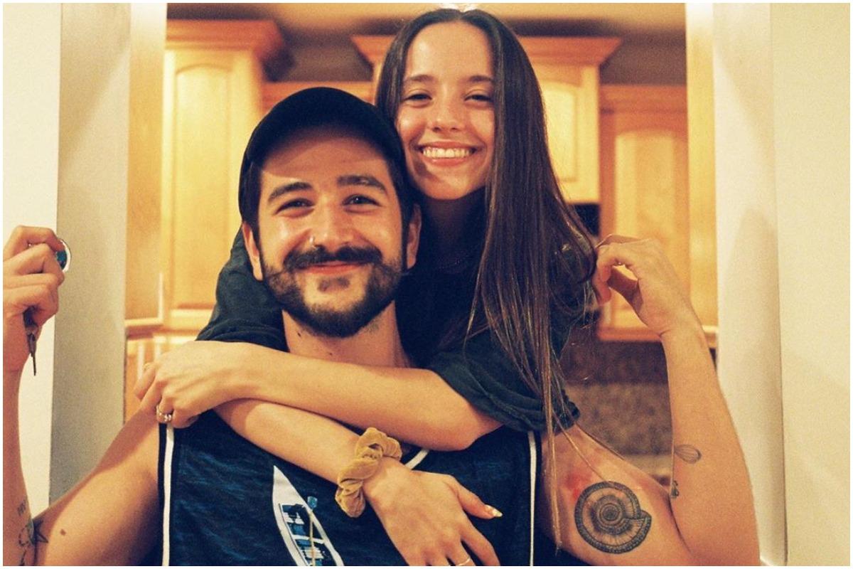 Evaluna y Camilo están muy contentos por la compra de su primera casa juntos.