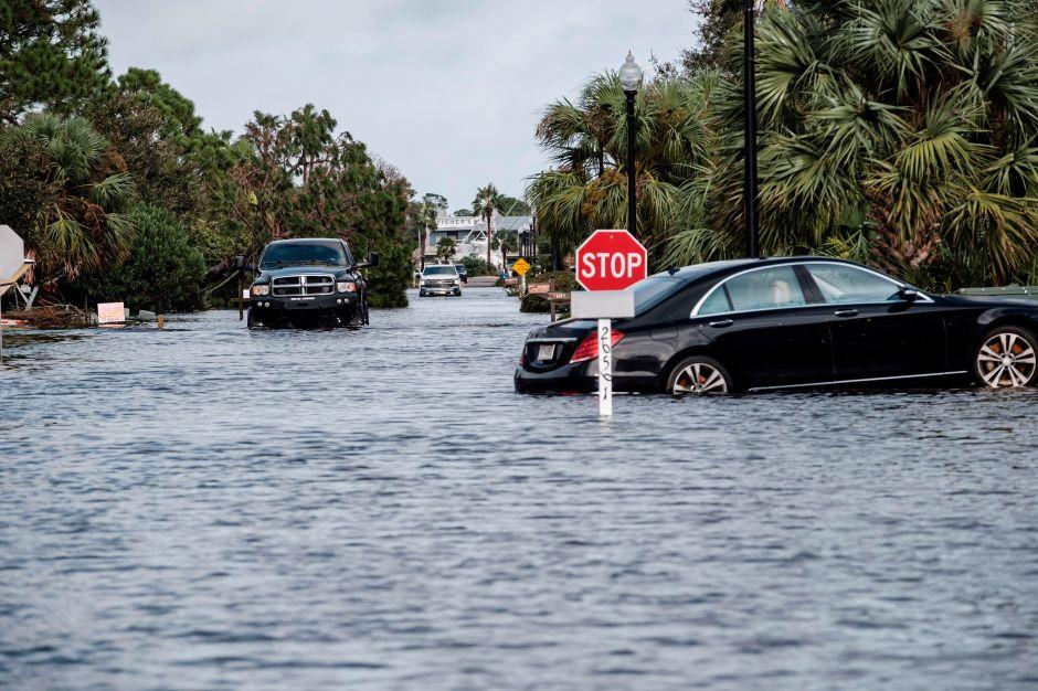 Huracán Teddy alcanza categoría 4; podría afectar la costa este de EEUU el fin de semana
