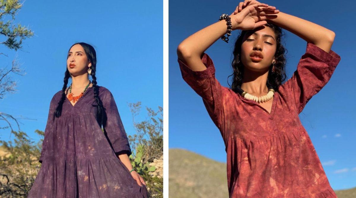 Ni En More: Proyecto de innovación social y marca de ropa, que fusiona el activismo político, la moda y el arte