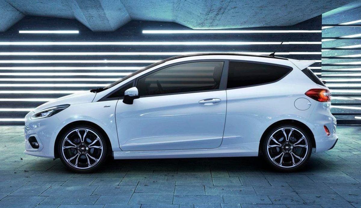 Ford Fiesta Mild hybrid 2021. Crédito: Cortesía Ford.