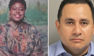 Difunden la foto del policía que le disparó a una mujer en el piso en Texas; el incidente quedó captado en video