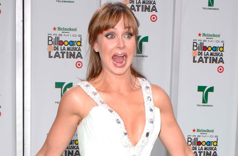 Gabriela Spanic regresa a la televisión en reality 'Dancing With The Stars'