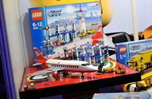 Las ventas de Lego aumentaron durante la pandemia