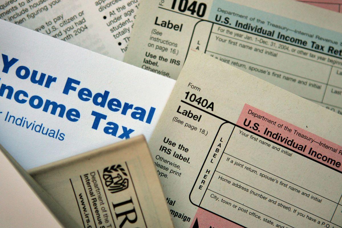 Qué es exactamente una presentación impositiva al IRS y cómo calcula el reembolso de impuestos