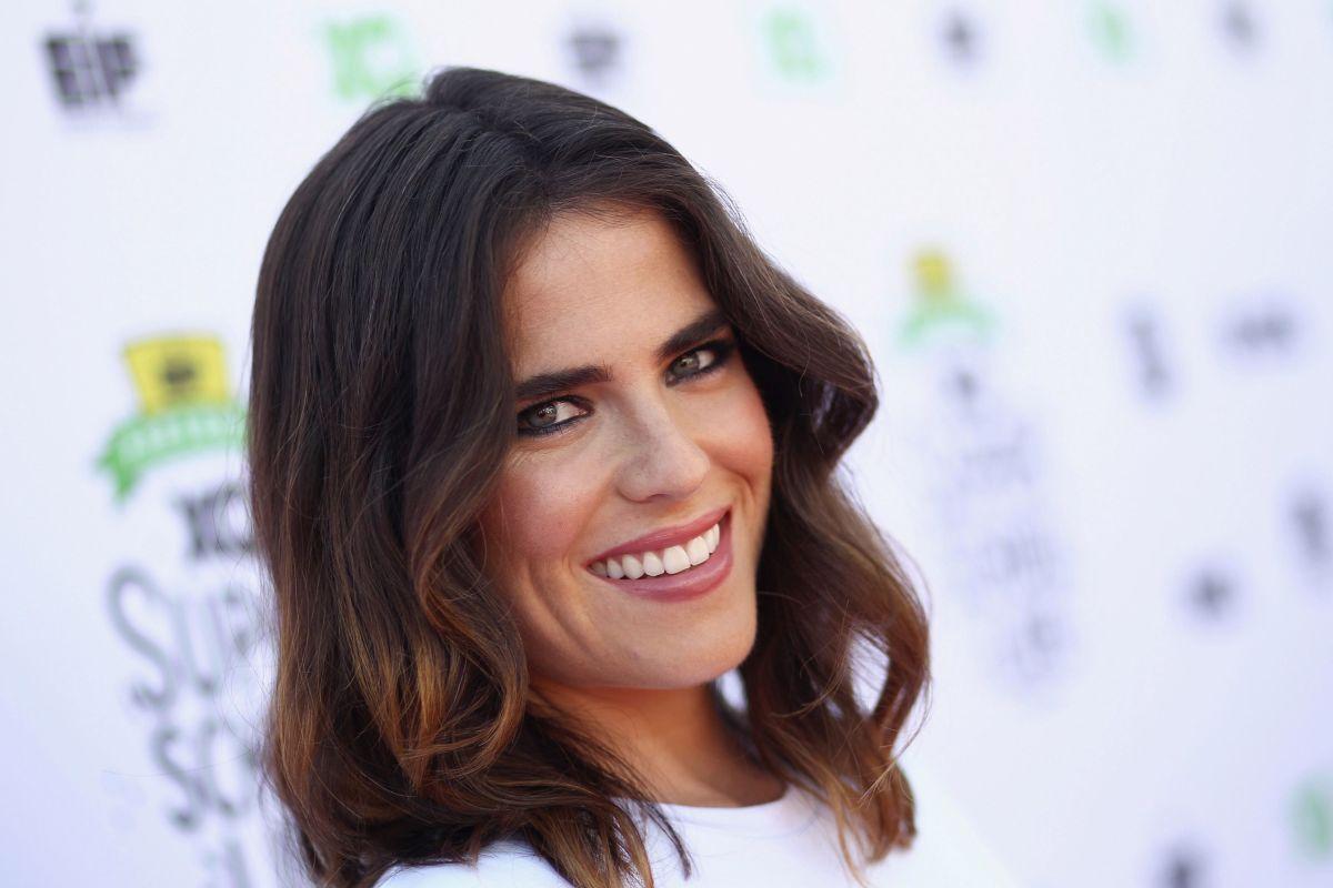 Karla Souza, actriz mexicana.