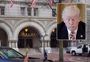 Por qué Donald Trump perdió $100 millones de dólares