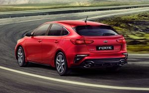 El KIA Forte 2021 llegará con nuevas mejoras en sistema de infotenimiento y una pantalla más grande