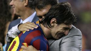 """Xavi, Puyol... ¿Messi y Neymar? El """"Dream Team"""" dentro y fuera de la cancha que quiere Joan Laporta para el Barcelona"""