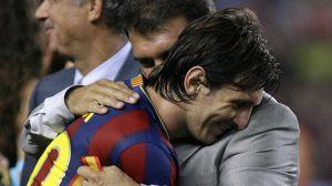Joan Laporta, el as bajo la manga del Barcelona para mantener a Messi… y recuperar a Guardiola
