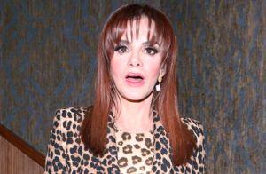 ¡Qué oso! Lucía Méndez aclara lo que pasó durante programa donde quedó expuesta de no cantar en vivo