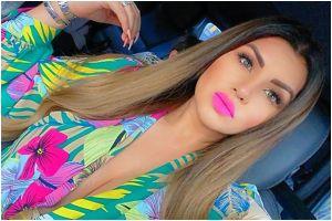 "Mariana González, ""la Kim Kardashian mexicana"", luce su retaguardia usando leggings de látex"