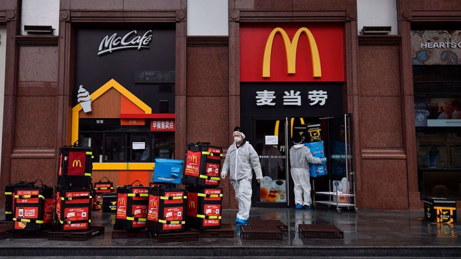 ¿Por qué McDonald's tiene otro nombre en China?