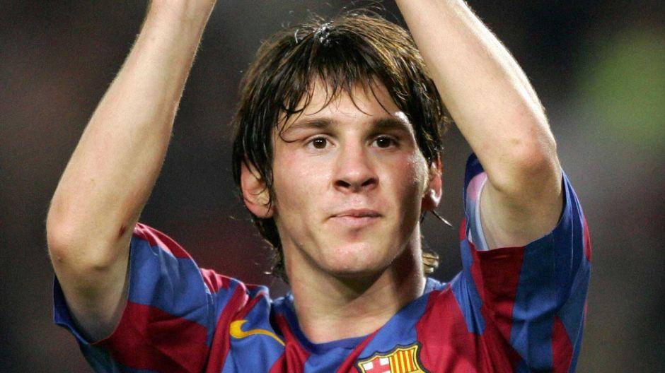 VIDEO: ¡Era un niño! Se cumplen 20 años de la llegada de Leo Messi al Barcelona