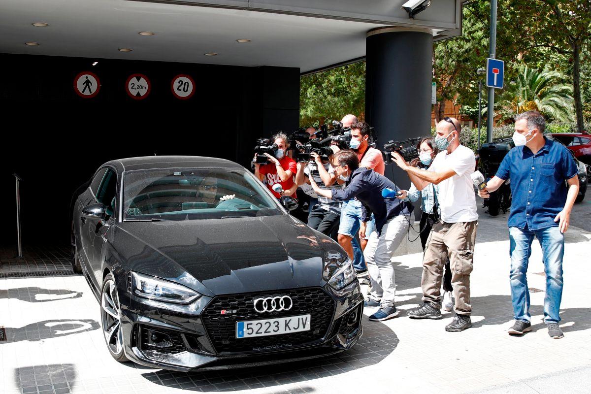 ¿Se queda finalmente?: los Messi rompen filas y buscarán una nueva reunión con Bartomeu