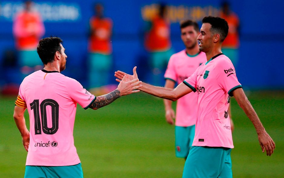 Un nuevo Barcelona, el mismo héroe de siempre: Leo Messi anotó un doblete que ilusiona en la pretemporda