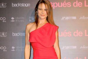 Nailea Norvind, villana de telenovelas de Televisa, se quitó la ropa en un paraje y publicó las fotos