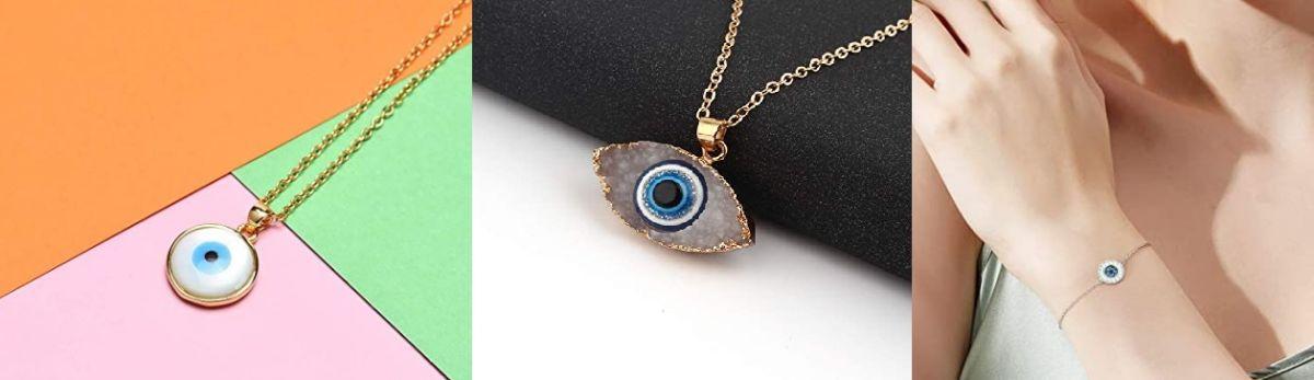 Los mejores accesorios con Ojos Turcos que puedes llevar siempre contigo para tener buena suerte