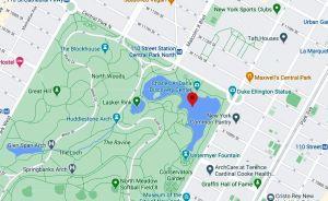Pescador halló tercer cadáver en Central Park de Nueva York en menos de un mes