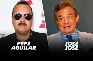 'Sigo vivo': Así reaccionó Pepe Aguilar a filial de FOX tras confundirlo con José José