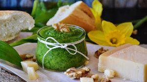 Pesto vegano en 5 minutos, complemento ideal para tus platillos
