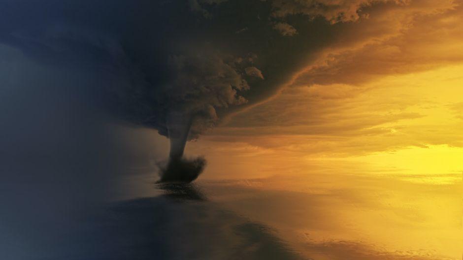Soñar con tornados es augurio de caos, pero no es su único significado