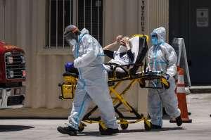 Estados Unidos superó 8 millones de casos de coronavirus y 220,000 muertes