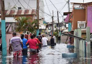 Tres años después del huracán María en Puerto Rico unas 23,000 personas siguen sin techo