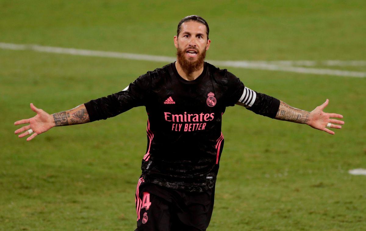 Sergio Ramos ya comenzó su conteo goleador en la temporada.